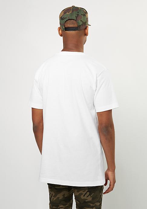 Wu-Wear T-Shirt Wu-Logo white/black