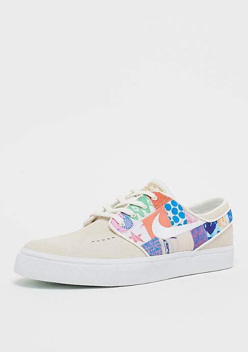NIKE SB Zoom Stefan Janoski x Thomas Campbell sail/white/multicolor