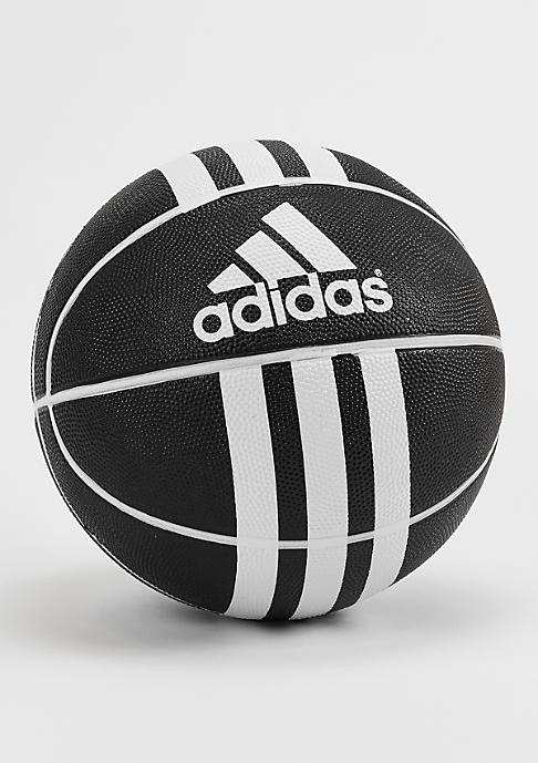 adidas Basketball 3 Stripes Rubber X black