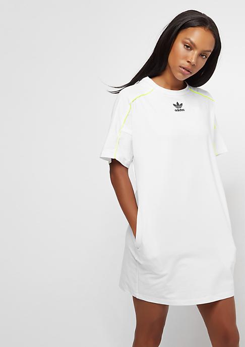 adidas AA-42 white/solar yellow