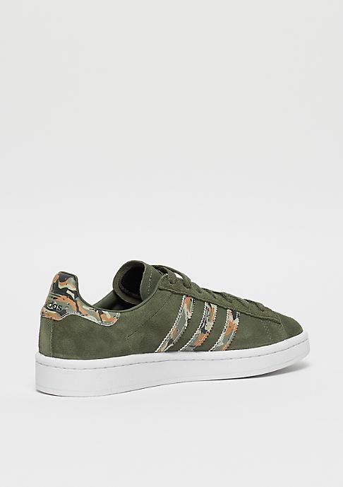 adidas Campus J base green/base green/ftwr white