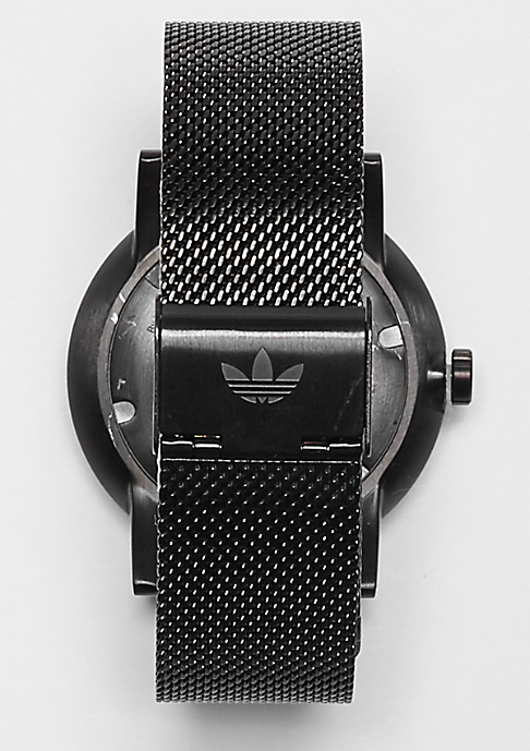 adidas District M1 all black/gunmetal