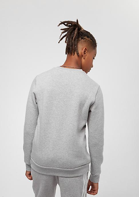 adidas Junior W medium grey heather/white