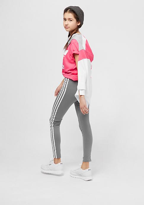 adidas Kids 3 Stripes grey/white