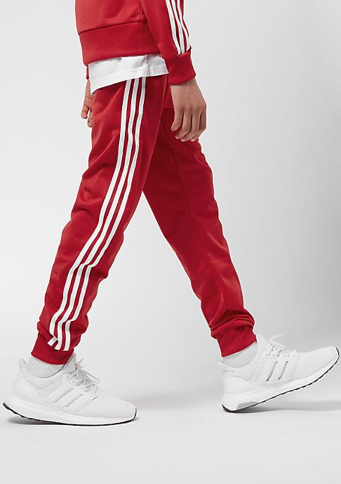 adidas Kids SST Pants scarlet