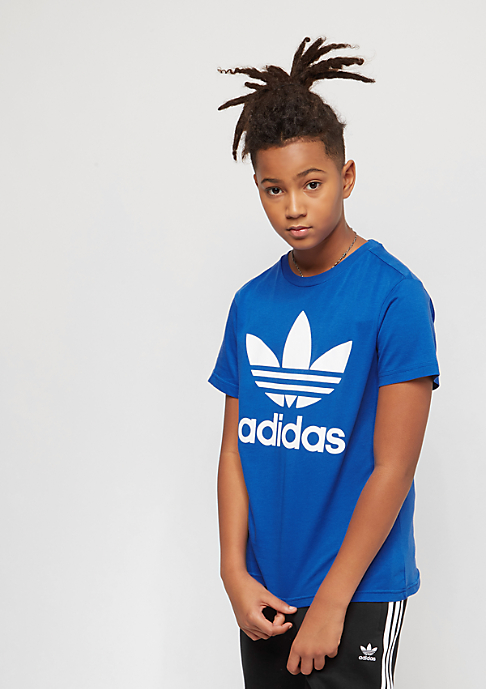 adidas Kids Trefoil blue/white