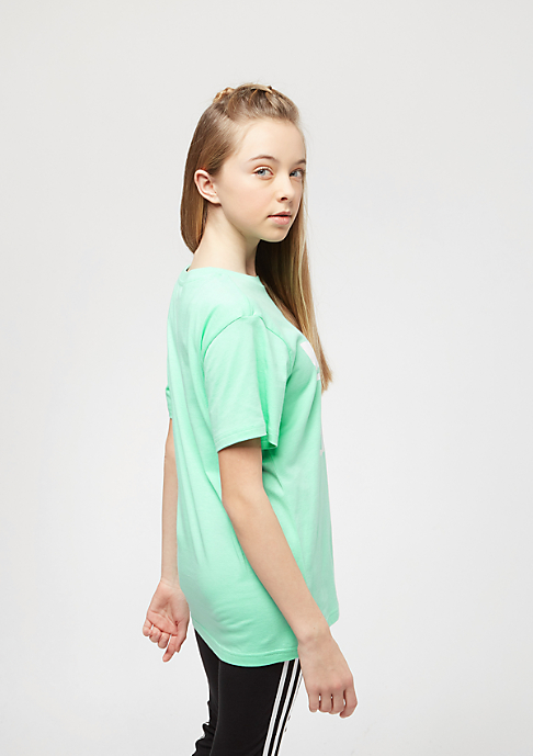 adidas Junior Trefoil easy green/white