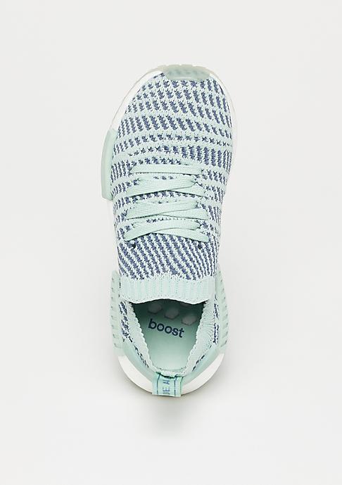 adidas NMD R1 STLT PK ash green/raw steel/ftwr white