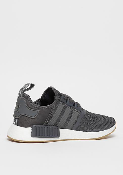 adidas NMD_R1 grey/grey/core black