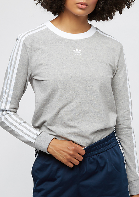adidas 3 Stripes medium grey heather
