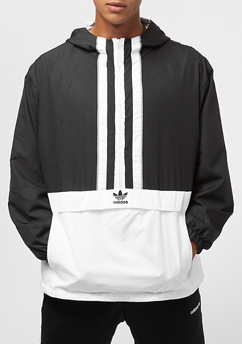 adidas Auth Anorak black/white