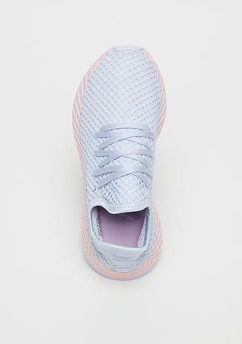 adidas Deerupt aero blue/aero blue/clear orange
