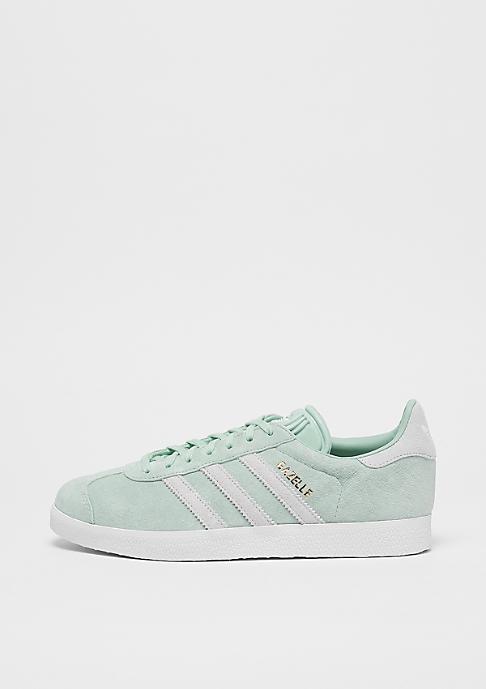 adidas Gazelle ash green/ftwr white/blue tint