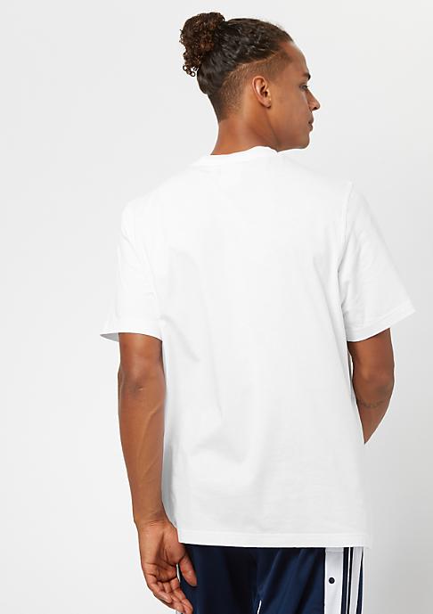 adidas Hand Drawn white