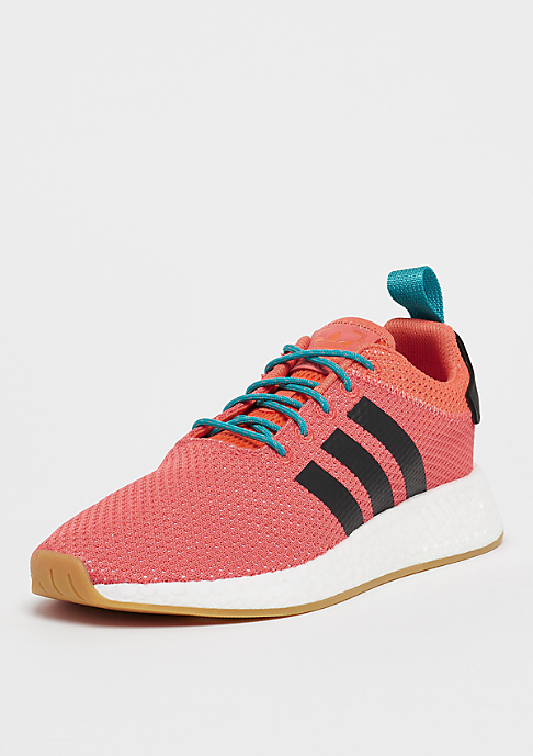 adidas NMD R2 Summer trace orange/gum/ftwr white