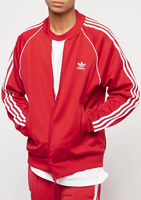 adidas SST TT scarlet
