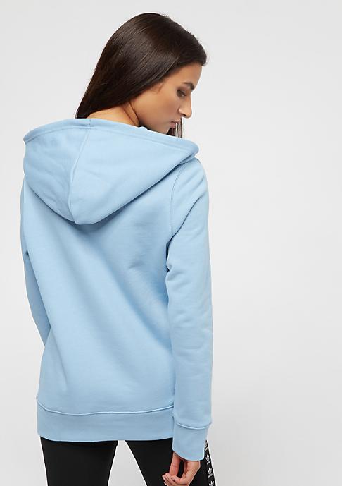 adidas Trefoil clear blue