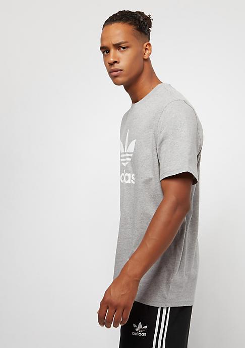 adidas Trefoil medium grey heather