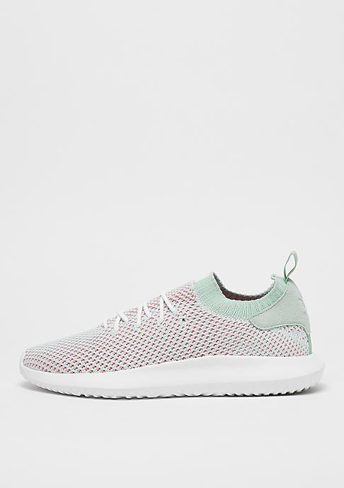 adidas Tubular Shadow PK ftwr white/ash green/trace scarlet