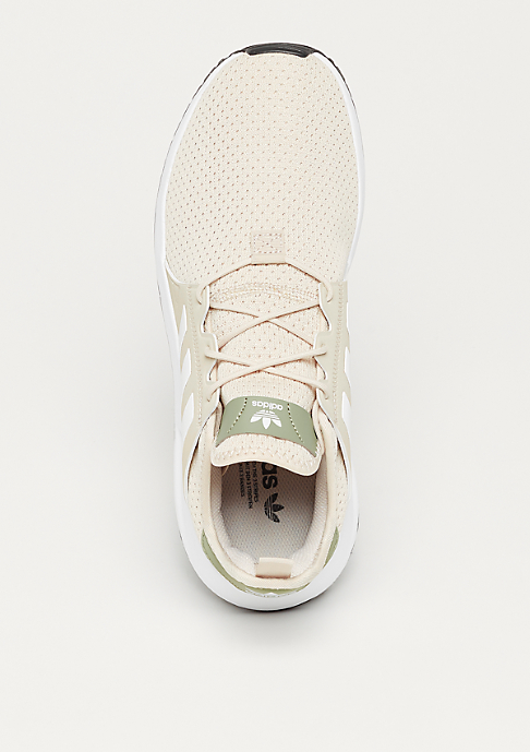 adidas X_PLR clear brown/ftwr white/trace cargo