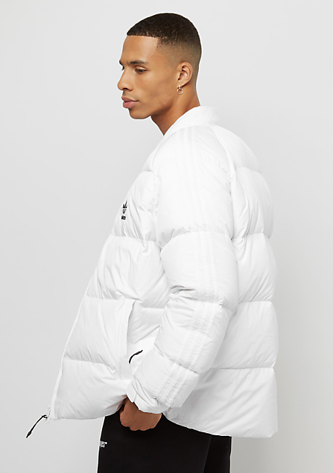 adidas SST Down Jacket white