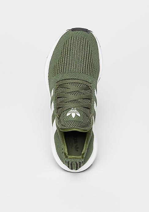 adidas Swift Run base green/ftwr white/core black