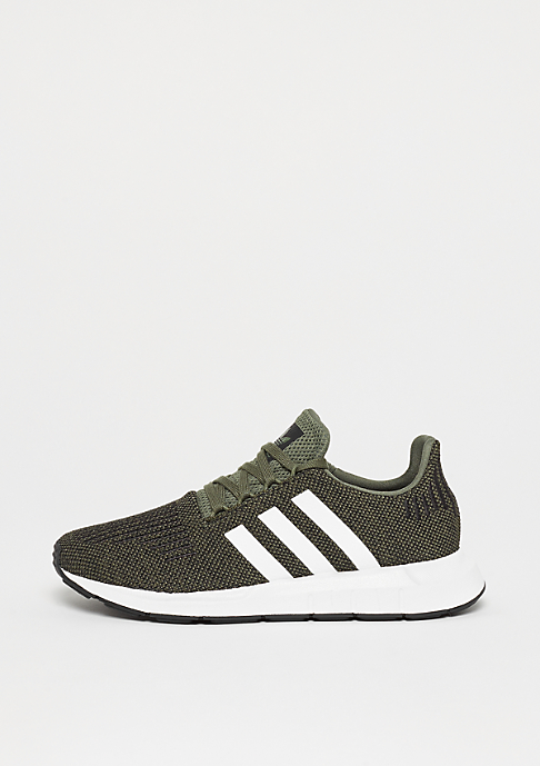 adidas Swift Run base green/ftwr white/core black
