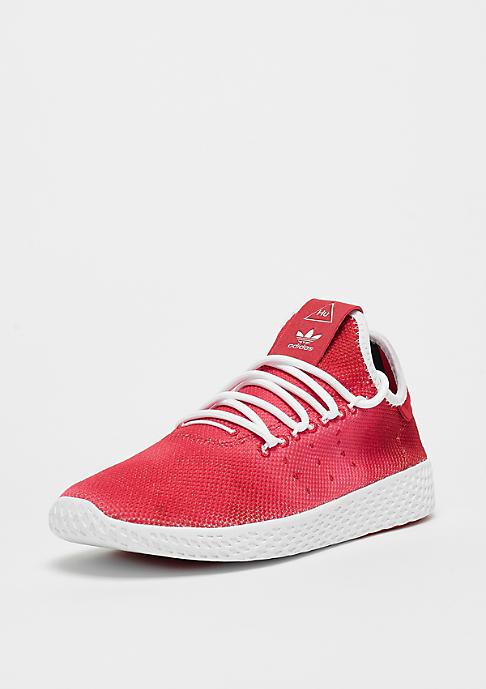 adidas Pharrell Williams Tennis HU Holi scarlet/white/white