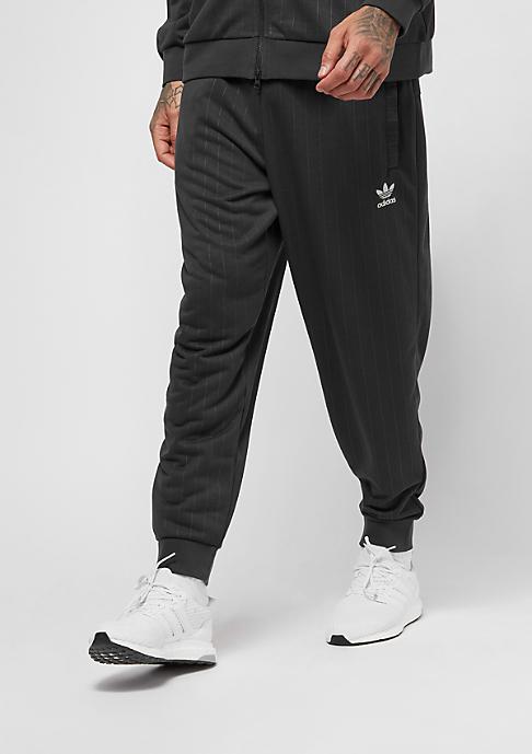 adidas Warped Pinstripe Trackpant black