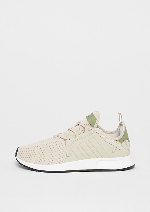 adidas X PLR clear brown/clear brown/ftwr white