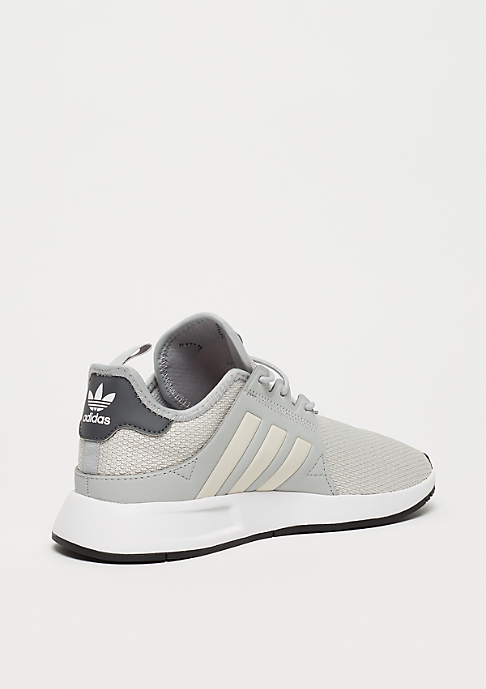 adidas X_PLR J grey two/orchid tint/white