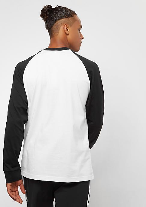adidas 3-Stripes white/black