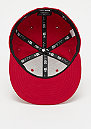 Fitted-Cap 59Fifty Basic MLB New York Yankees scarlet