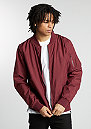 Übergangsjacke Light Bomber burgundy