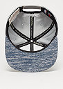 Solid Crown Space Knit Visor NBA Chicago Bulls grey/blue