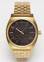 Time Teller gold/black/stamped
