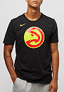ES Logo NBA Atlanta Hawks black