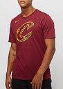 ES Logo NBA CLeveland Cavaliers team red