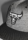 Space Knit Reflective 110 NBA Chicago Bulls charcoal/black