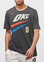 T-Shirt NBA Oklahoma City Thunder Russell Westbrook Dry flat opal