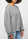 Oversize Stripe black/white