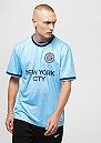 MLS Equaliser New York City FC blue