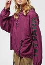 Overhead Logo Jacket purple