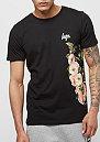 Floral Side black