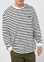 Champ stripe black/white/black