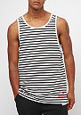 Summer Breton Stripe white