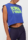Fenty By Rihanna Sleeveless Crop dazzling blue