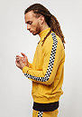 Track Top Chequer yellow/white