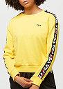 Urban Line Tivka Sweat Crew Vibrant Yellow