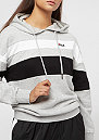 Urban Line Adina Hooded Sweat BriWhi-LightGreyMel-Black